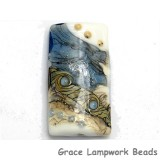 11831903 - Sweet Blue Stardust Kalera Focal Bead