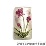 11832003 - Fuchsia Flower Kalera Focal Bead
