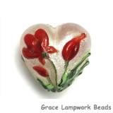 11832105 - Crimson Flower Heart