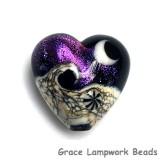 11832905 - Amethyst Jewel Celestial Heart