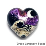 11832925 - Amethyst Jewel Celestial Heart (Large)