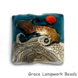 11833704 - Romantic Isle Waves Pillow Focal Bead