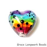 11835905 - Rainbow Balloons Heart