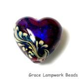 11836105 - Violet Shimmer Heart