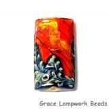 11836503 - Bonfire Shimmer Kalera Focal Bead