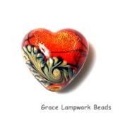 11836505 - Bonfire Shimmer Heart