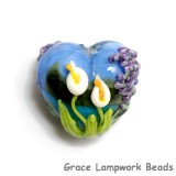 11836805 - Calla Lily Lake Lentil Heart