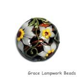 11836902 - Hazel's Elegance Lentil Focal Bead