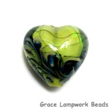 11837305 - Spring Green Shimmer Heart