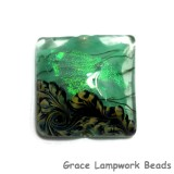 11837404 - Seafoam Shimmer Pillow Focal Bead