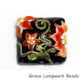 11838004 - Clementine's Elegance Pillow Focal Bead