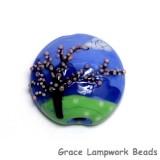 11838202 - Cherry Blossom Tree Lentil Focal Bead