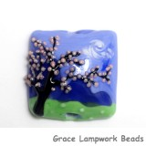 11838204 - Cherry Blossom Tree Pillow Focal Bead