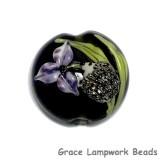 11839102 - Iris and Critter Lentil Focal Bead