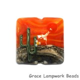 11839404 - Cactus Sunset Pillow Focal Bead