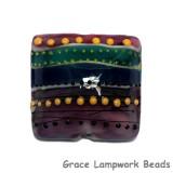 11839704 - Rio de Janeiro Gloss Pillow Focal Bead