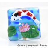 11842104 - Koi Fish Pillow Focal Bead