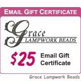 Gracebeads.com $25 Gift Certificate