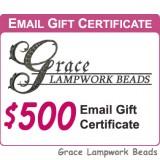 Gracebeads.com $500 Gift Certificate