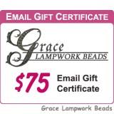 Gracebeads.com $75 Gift Certificate