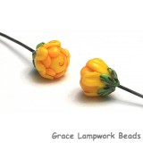 GHP-03: Yellow Floral Headpin