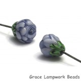 GHP-08: Lavender Purple Floral Headpin