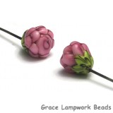 GHP-10: Pink Floral Headpin