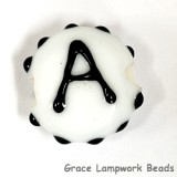 LTR-A: Letter A Single Bead