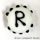 LTR-R: Letter R Single Bead