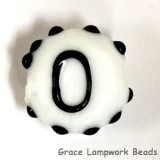 NBR-0: Number 0 Single Bead