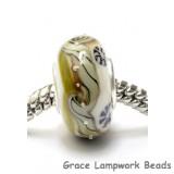 SC10048 - Large Hole Japanese Kimono Rondelle Bead